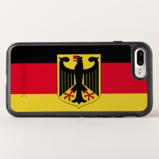 Germany Flag OtterBox Symmetry iPhone 8 Plus/7 Plus Case