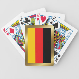 Germany Flag Playing Cards