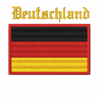 Germany Flag Polos
