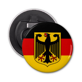 Germany flag quality bottle opener