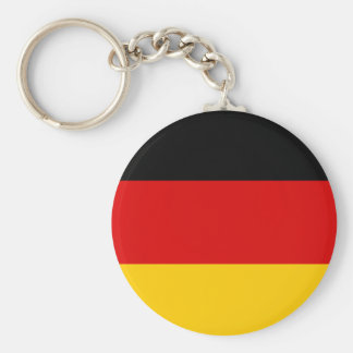 Germany flag quality key ring