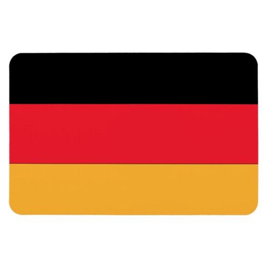 Germany Flag Rectangular Photo Magnet