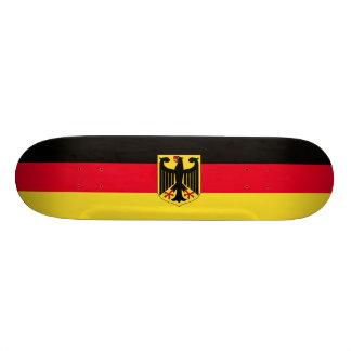 Germany Flag Skate Board Deck