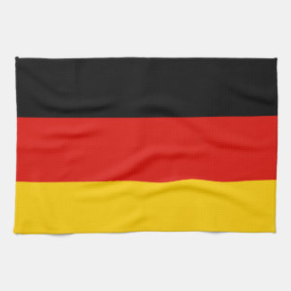 Germany Flag Tea Towel