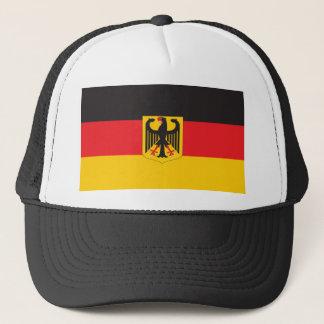 Germany Flag Trucker Hat