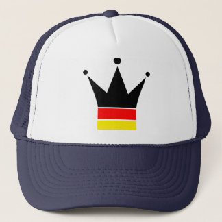 Germany Flag Trucker Hat