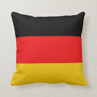 Germany Flag x Flag Pillow