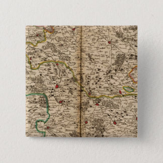 Germany forests 15 cm square badge