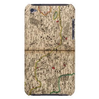 Germany forests iPod touch cases