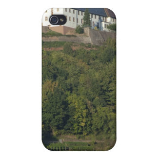 Germany, Franconia, Wertheim. Special hillside iPhone 4 Case