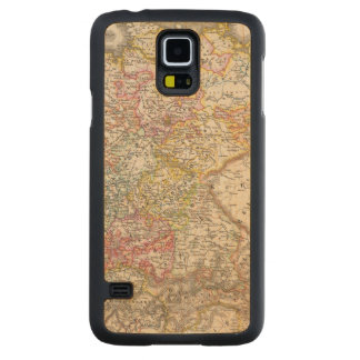 Germany from 1495 to 1618 carved maple galaxy s5 case