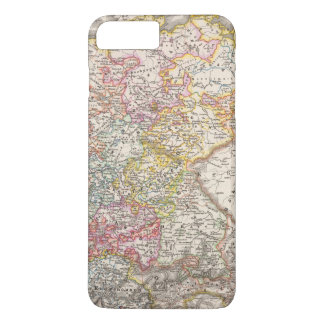 Germany from 1495 to 1618 iPhone 8 plus/7 plus case