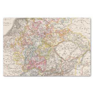 Germany from 1495 to 1618 tissue paper