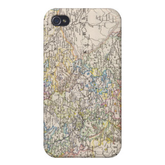 Germany from 1649 to 1792 cover for iPhone 4