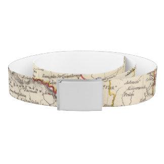 Germany general map belt