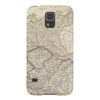 Germany general map galaxy s5 cases