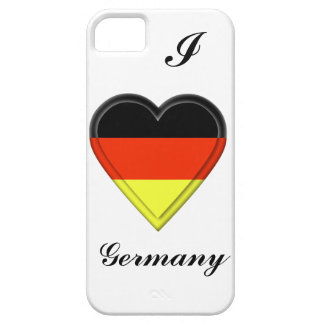 Germany German flag Case For The iPhone 5