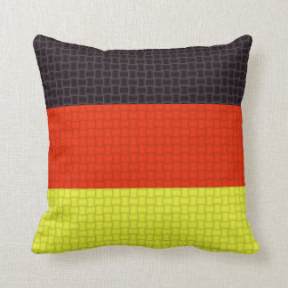 Germany German flag Cushion