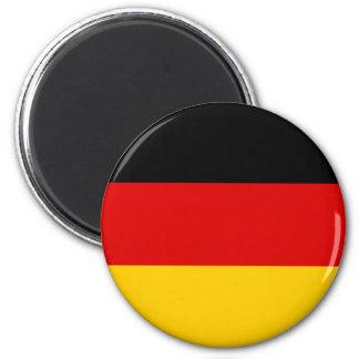 Germany – German National Flag 6 Cm Round Magnet