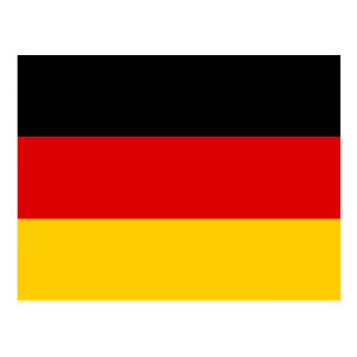 Germany – German National Flag Post Cards