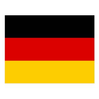 Germany – German National Flag Post Cards