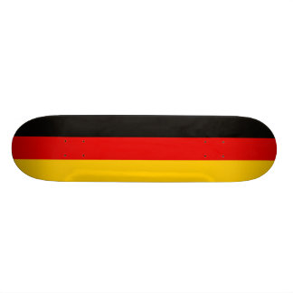 Germany, Germany, Germany 21.6 Cm Old School Skateboard Deck