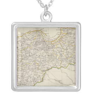 Germany Germany II Silver Plated Necklace