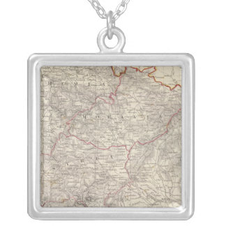 Germany Germany IV Austrian Dominions I Silver Plated Necklace