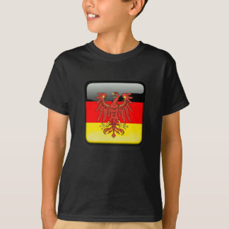 Germany glossy flag T-Shirt