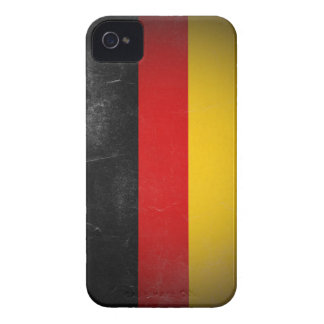 Germany Grunge- Die Bundesflagge iPhone 4 Cases