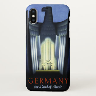 Germany iPhone X Case