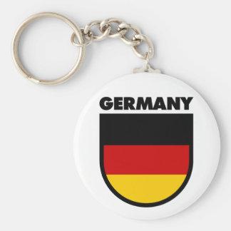 Germany Key Ring
