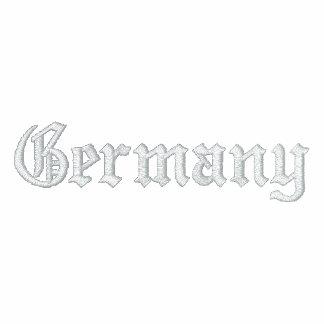 Germany-Ladies Long Sleeve