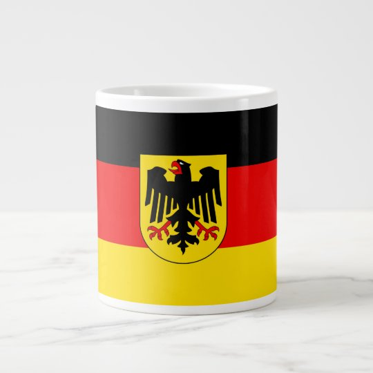 GERMANY LARGE COFFEE MUG