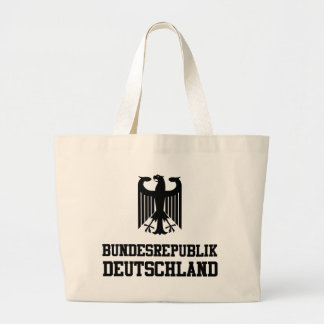 Germany Large Tote Bag