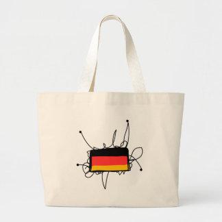 Germany Large Tote Bag