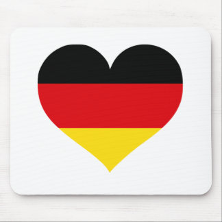 Germany Love Mouse Mat