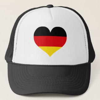 Germany Love Trucker Hat