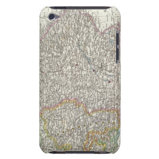 Germany Map iPod Touch Cases