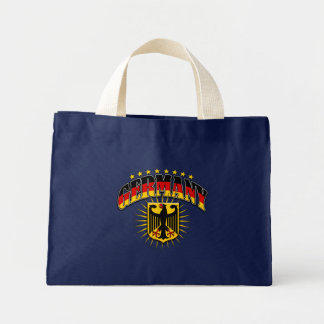 Germany Mini Tote Bag