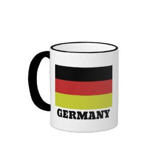 Germany Ringer Mug