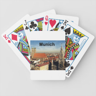 Germany Munich (St.K) Bicycle Playing Cards