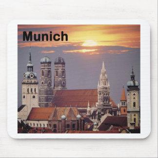 Germany Munich (St.K) Mouse Mat