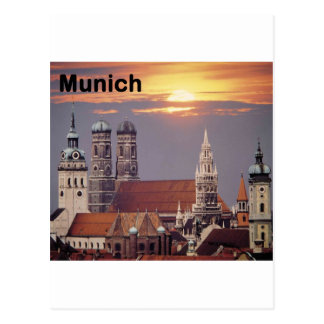 Germany Munich (St.K) Postcard