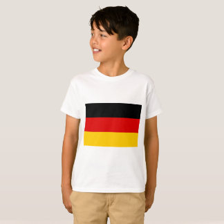 Germany National World Flag T-Shirt