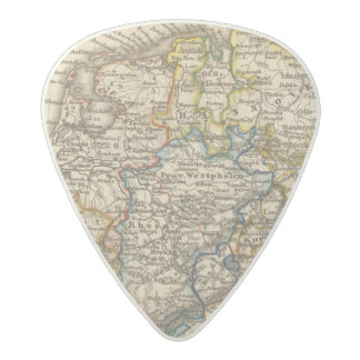 Germany, Netherlands, and Belgium Acetal Guitar Pick