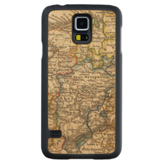 Germany, Netherlands, and Belgium Carved Maple Galaxy S5 Case