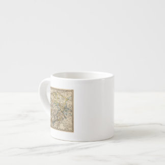 Germany, Netherlands, and Belgium Espresso Cup