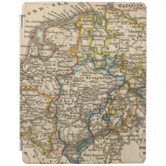 Germany, Netherlands, and Belgium iPad Cover
