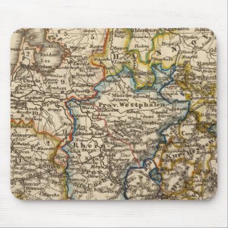 Germany, Netherlands, and Belgium Mouse Mat